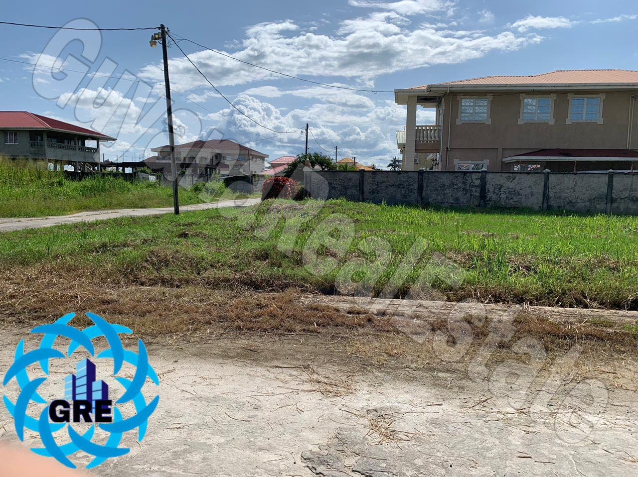Residential land for sale in Republic Gardens Gated Community.