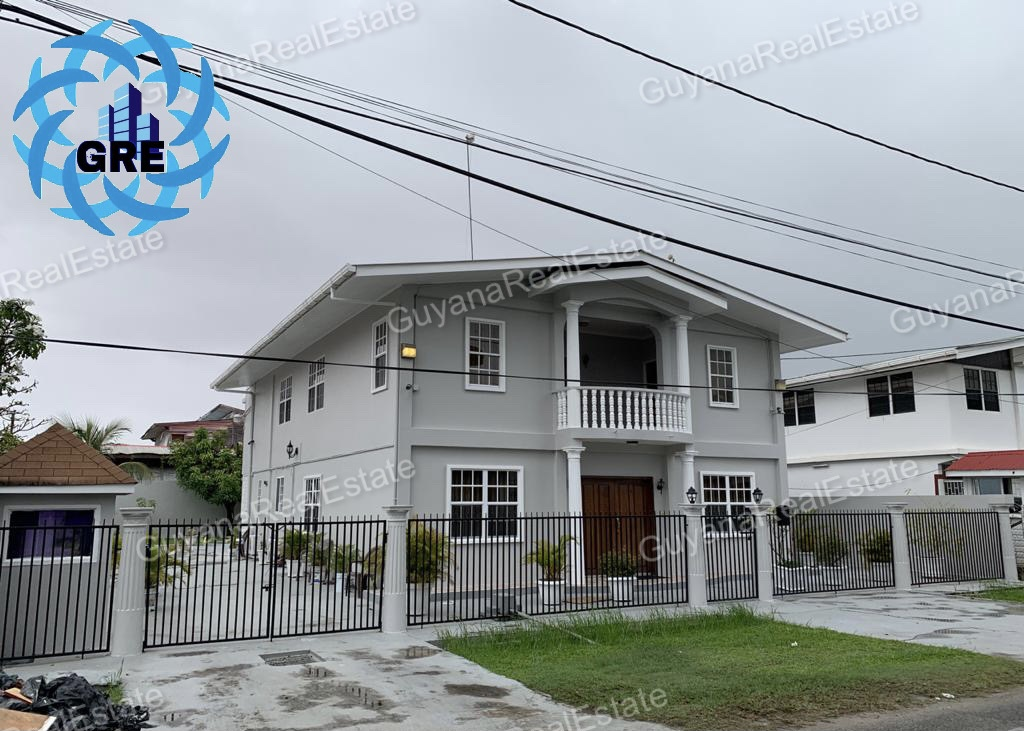 Newly Renovated Executive Property available for rental in Campbell Ave Georgetown. (Just off Sheriff Street)
