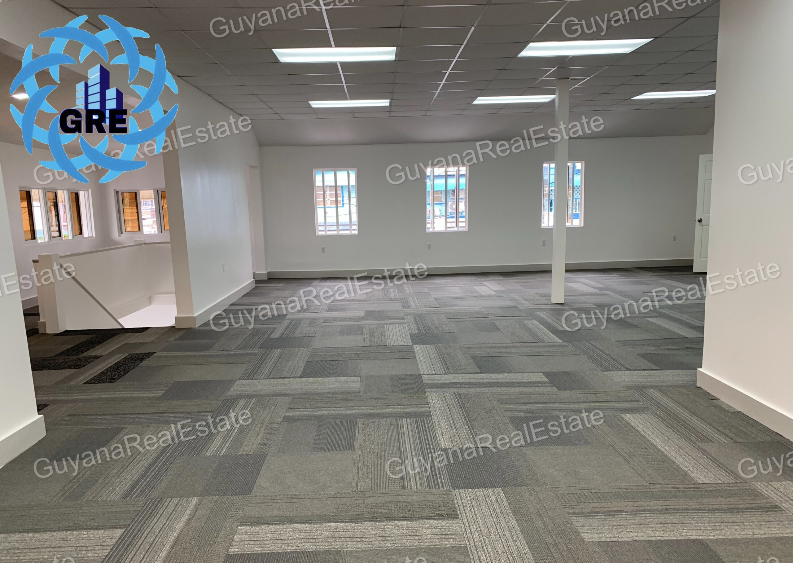 Commerical Property Available for Rental in Georgetown (Quamina Street) .