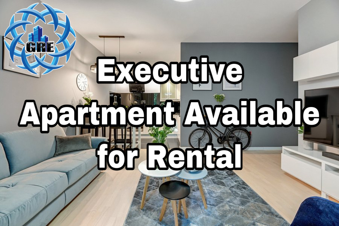 Executive Fully Furnished apartment available for Rental in Eccles New Scheme!