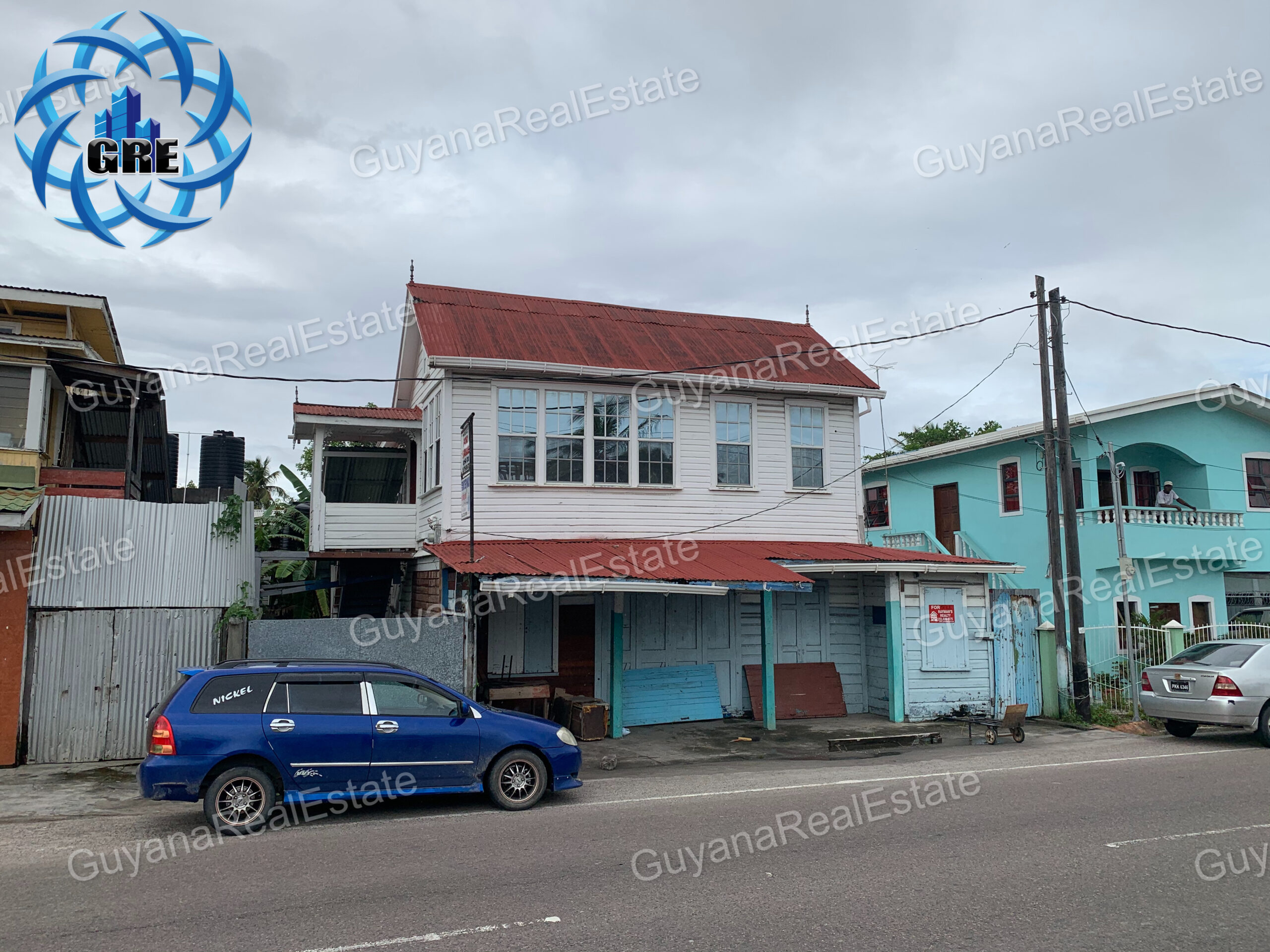 Prime Commercial Property for sale located in Plaisance on the East Coast Major Road!